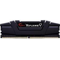 1日0点:G.SKILL 芝奇 8GB DDR4 3200频率 台式机内存条 Ripjaws V系列/宾利黒