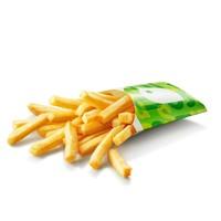 双11预售:dicos 德克士15份咔滋薯霸(中) 多次兑换券 薯条小食