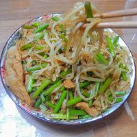 鑫民窑 高筋饼丝 现做细饼条炒饼手工  5斤