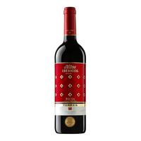 Torres 桃乐丝 奥托斯伊贝利克里奥哈红葡萄酒 750ml  *2件