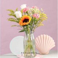 京东PLUS会员:Reflower 花点时间 中秋定制款花束 卡美伊的花园