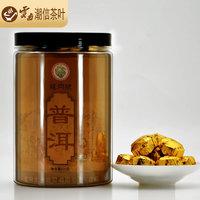 龙问号 普洱茶 原味熟沱  500g