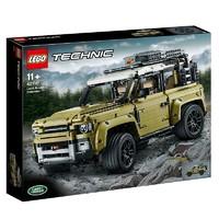 银联返现购:LEGO 乐高 TECHNIC 科技系列 42110 路虎卫士