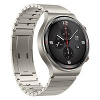 1日0点:HUAWEI 华为  WATCH GT 2 保时捷设计款 智能手表 46mm 灰