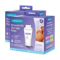 1日0点、88VIP:Lansinoh 兰思诺 母乳保鲜袋 储奶袋 100片*2盒 +凑单品