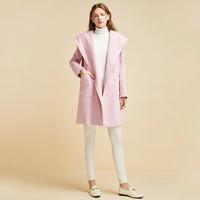 限尺码:网易严选 女式羊毛大衣