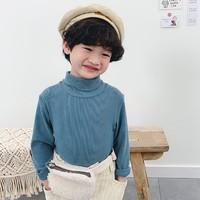 1日0点:ivan 儿童纯色色长袖T恤