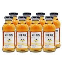 亿佳果园 苹果醋无糖饮料  300ml*8瓶