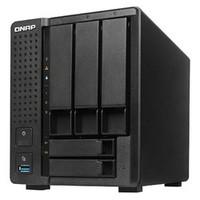 22点截止、历史低价:QNAP 威联通 TS-551 五盘位 NAS网络存储器