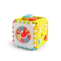 1日0点:HearthSong 哈尚  启蒙益智六面体玩具