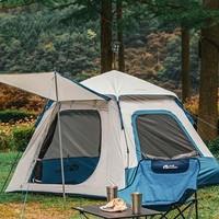 绝对值:MOBIGARDEN 牧高笛 EX19561004 全自动户外速开帐篷 +凑单品