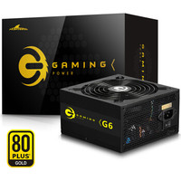 Great Wall 长城 G6 GW-ATX650BL(90+) 电脑电源 金牌(90%)650W 全模组化