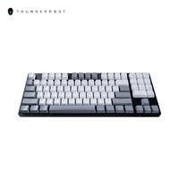 ThundeRobot 雷神 KG3089R 灰色版 89键 有线机械键盘