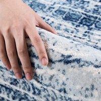 京东京造 客厅地毯 彩云系列2 120*180cm
