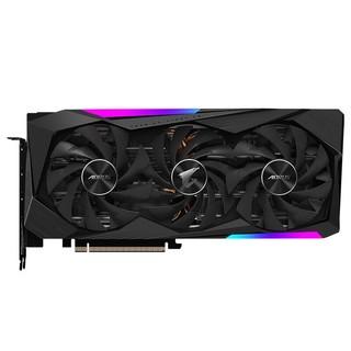 GIGABYTE 技嘉 AORUS GeForce RTX 3070 MASTER 8G 超级雕游戏显卡