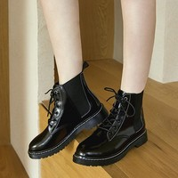 聚划算百亿补贴:15mins UI503DD0 帅气酷酷短靴