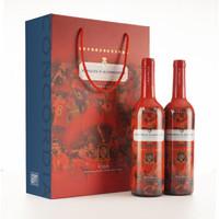 拉古尼拉 LAGUNILLA 佳酿干红葡萄酒 西班牙国家队纪念款红酒礼盒 *3件