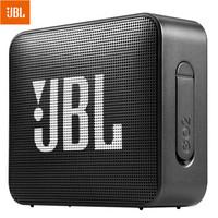JBL GO2 音乐金砖二代 蓝牙音箱 夜空黑
