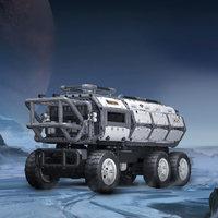 MI 小米 木星黎明系列 智能积木 牧夫座运载车