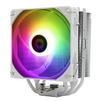 京东PLUS会员:Thermalright 利民 AK120 白色 RGB 风冷散热器