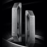 德施曼 Q5 全自动智能指纹锁 高端黑