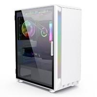 Intel 英特尔 DIY电脑台式主机(I3-9100F、8G、240G、GTX 1650S 4G)