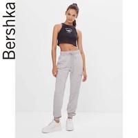 11日0点:Bershka 05225478812 女士休闲运动长裤