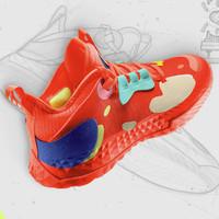 BOOST+LIGHTSTRIKE双重缓震:adidas 阿迪达斯 HARDEN VOL. 5 哈登签名球鞋 即将发售