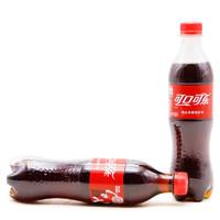 可口可乐 碳酸饮料  500ml*24瓶*2箱