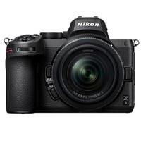 小编精选:Nikon 尼康 Z 5 全画幅微单相机 套机(Z 24-50mm f/4-6.3 镜头)