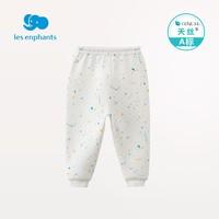 Les enphants 丽婴房 婴儿可开档睡裤