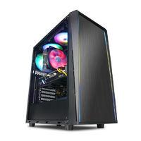 百亿补贴:宁美国度 组装台式机(i3-9100F、8GB、256GB、GTX1650)