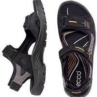 ECCO 爱步 男士越野远足运动凉鞋
