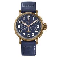 ZENITH 真力时 PILOT 飞行员系列 29.2430.4069/57.C808 男士自动机械手表