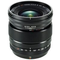 FUJIFILM 富士 XF 16mm F1.4 R WR 超广角定焦镜头