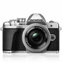 OLYMPUS 奥林巴斯 OM-D E-M10 Mark III 无反相机套机(14-42mm EZ电动变焦镜头)