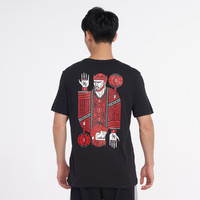 NIKE 耐克 Dri-FIT Lebron Logo CD1319 男子篮球T恤 *2件