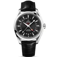 OMEGA 欧米茄 海马系列 231.13.43.22.01.001 男士自动机械腕表