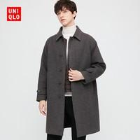 UNIQLO 优衣库 431966 男士插肩袖大衣
