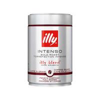 illy 意利 深度烘培咖啡豆 250g/罐 *3件