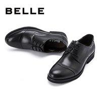 BeLLE 百丽 3UX01CM5 男士休闲皮鞋