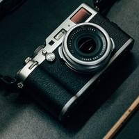众说纷纭:胶片味道对了,FUJIFILM 富士 X100F 数码相机