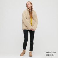 UNIQLO 优衣库 429188 男女款摇粒绒夹克