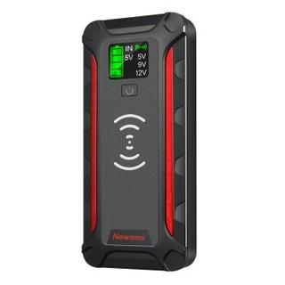 Newsmy 纽曼 H2无线版 汽车应急启动电源 13200mAh+加粗电瓶线夹