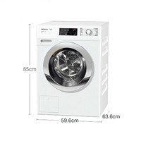 Miele 美诺  WCI330 C Pwash 变频滚筒洗衣机