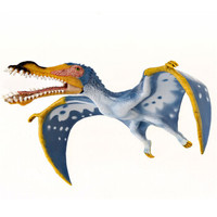 Schleich 思乐 Dino系列  S14540 古魔翼龙模型 *3件