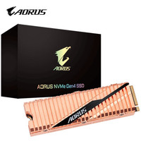 GIGABYTE 技嘉 AORUS M.2 NVMe SSD固态硬盘 1TB