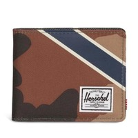 考拉海购黑卡会员:Herschel Supply 和行  10363 Roy RFID offset系列 男女款短款钱包