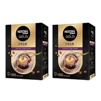 百亿补贴:Nestlé 雀巢 挂耳黑咖啡 4盒
