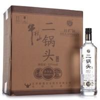 牛栏山 白酒 清香型 特制10 二锅头 700ml*6瓶  *3件